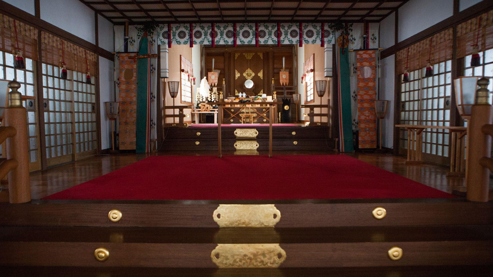Kutchan Shrine